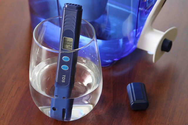 tds measurement in drinking water